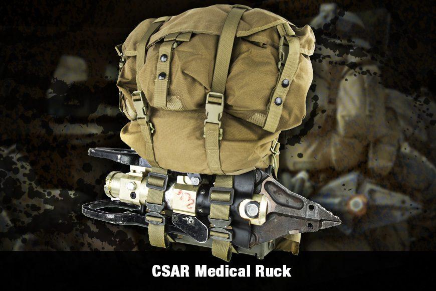CSAR Medical Ruck
